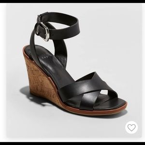 Brand new - Women's Mel cork sandal wedge